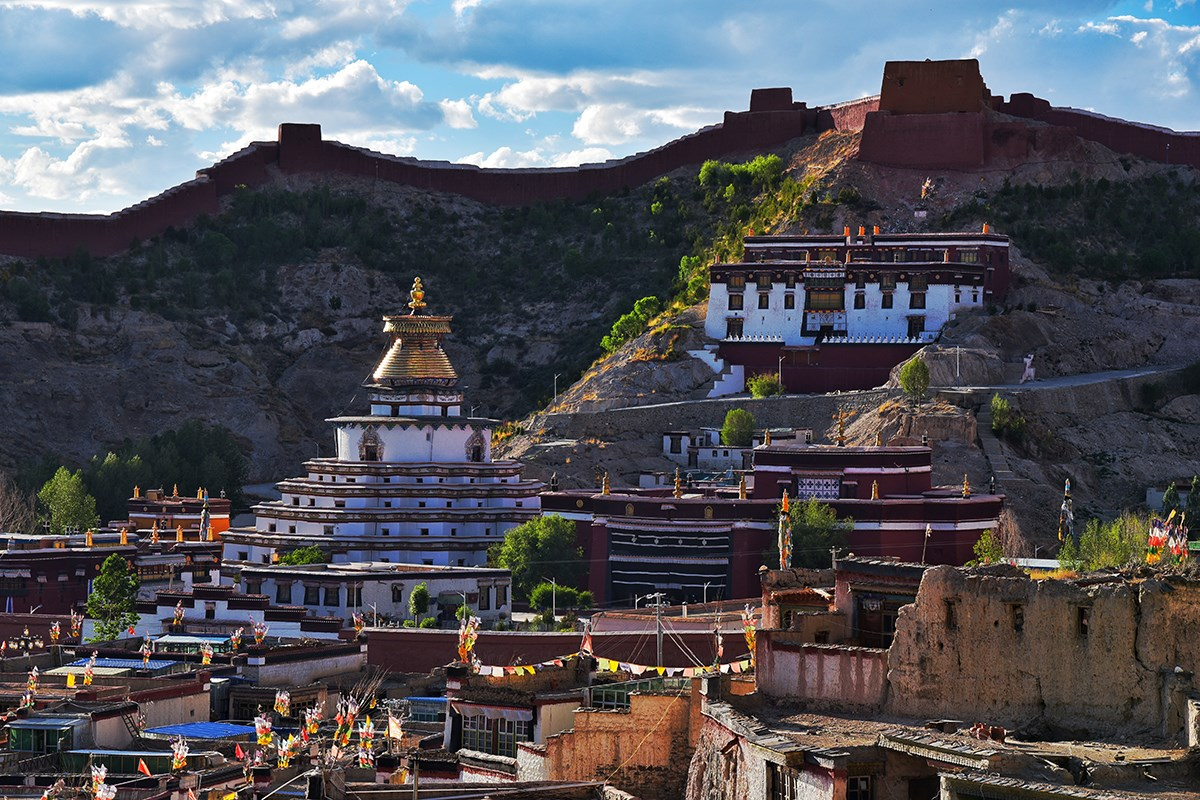 Palkhor Monastery | Photo by Liu Bin