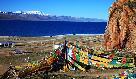 Tibet Adventure Tour with Everest and Nam Tso Lake