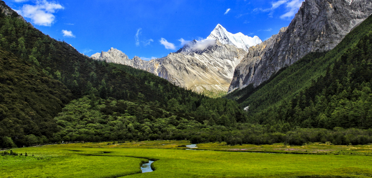 Travel and Hiking in West Sichuan